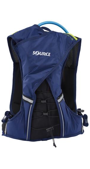SOURCE Dune - Mochila bicicleta - 1,5l azul
